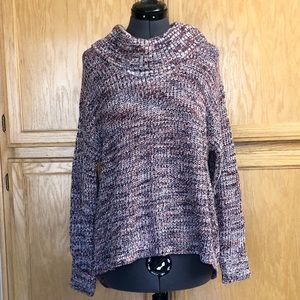America Rag Sweater